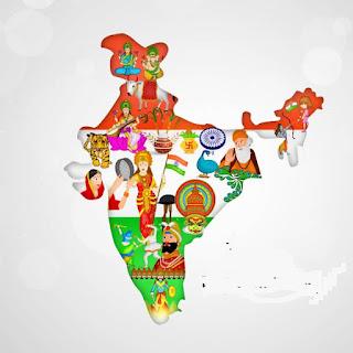 भारतीय राजनीति में भाषा की भूमिका क्या है ?