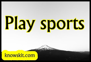 importance of sports in our life,importance of sports,importance of sports and games