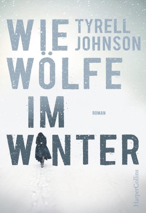 Druckbuchstaben Wie Wlfe Im Winter Von Tyrell Johnson
