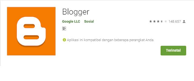 7 Aplikasi Pendukung Kegiatan Blogging di Smartphone