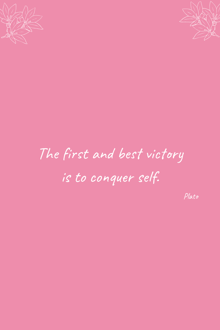 How To Keep Promises To Yourself | The first and best victory...