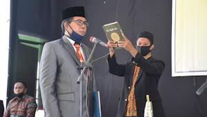 Ketua STKIP Bima Masa Bhakti 2020-2024 Dilantik
