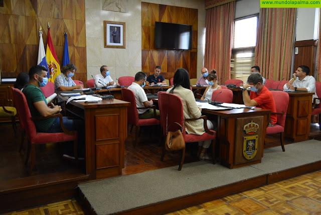 El Cabildo, junto a los ayuntamientos de la isla, aprueba el Plan de Promoción Deportiva 2021-2025
