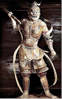 Seni patung Jepang - pustakapengetahuan.com