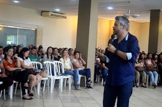 Educação de Registro-SP é instrumentalizada metodologicamente para implantação dialógica do Currículo Paulista