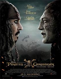Piratas del Caribe 5: La venganza de Salazar (2017) latino