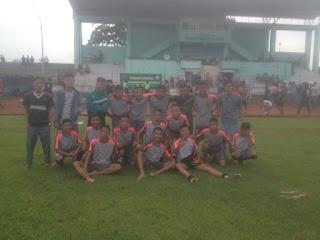TIM Sepak Bola LPI SMA N 1 Kandangserang