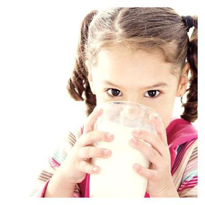 Beber leche entera Puede reducir el riesgo de Obesidad en los Niños