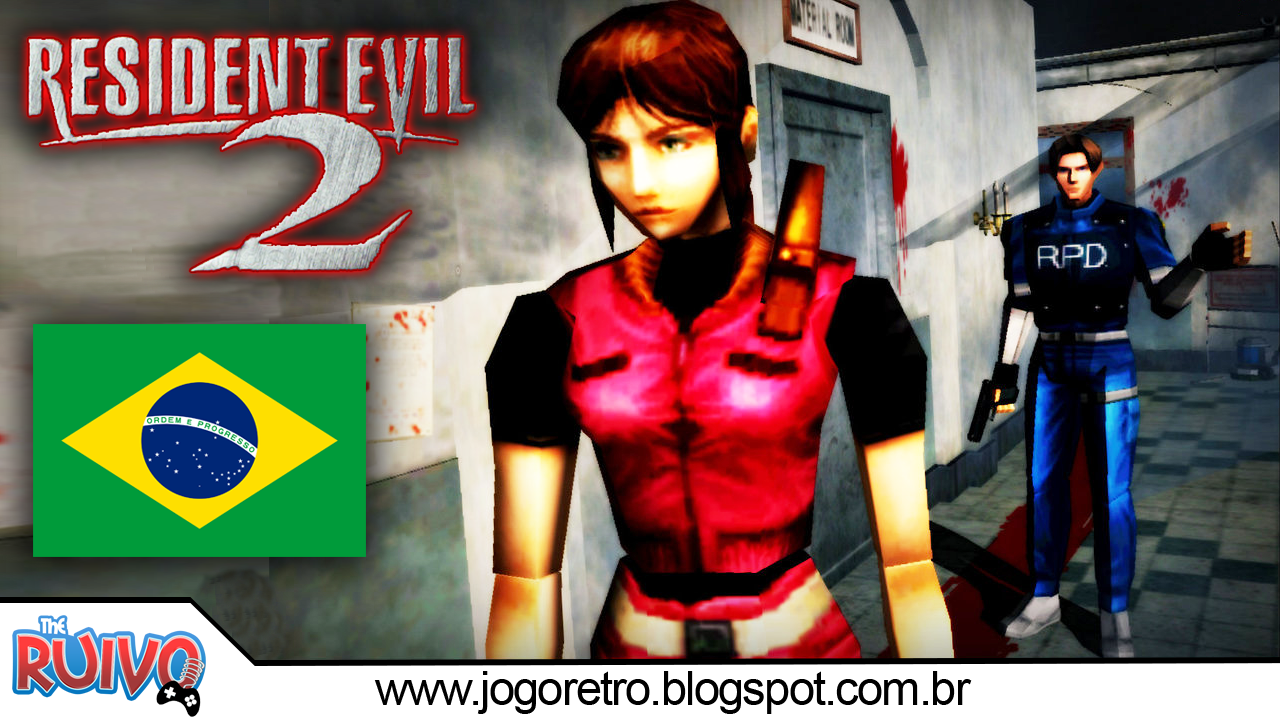 download rom resident evil 2 ps1 portugues