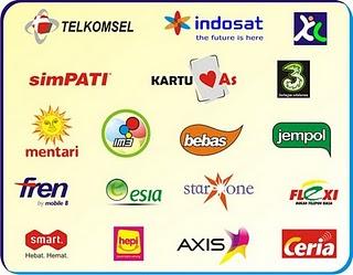 Nomor Awalan / Prefix Kartu Seluler Indonesia
