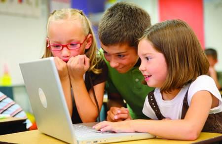 dampak positif internet bagi anak