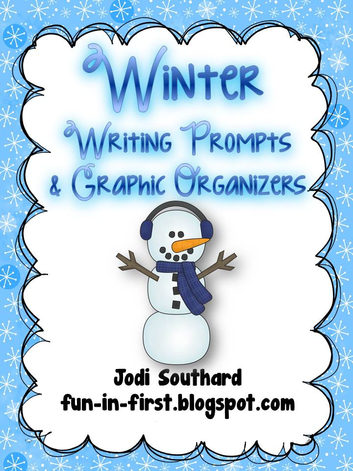 winter writing prompts and graphic organizers fun in first there are 6 narrative writing topics 6 informative 5 persuasive 3 letters 3 lists and 3 descriptive writing topics the narrative informative