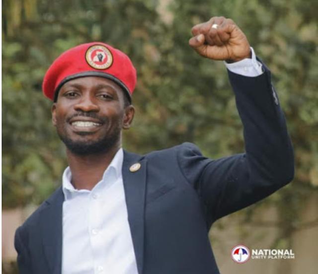 Ugandan presidential candidate Bobi Wine has been arrested