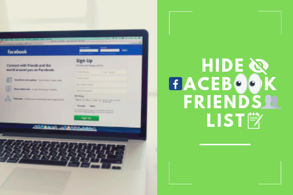 How Do You Hide Friends List On Facebook<br/>