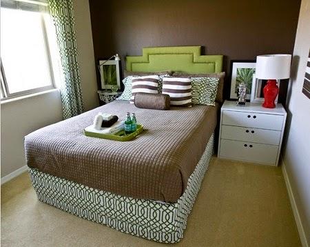 gambar desain kamar tidur utama minimalis terbaru 2016