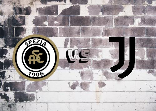 Spezia vs Juventus  Resumen y Partido Completo