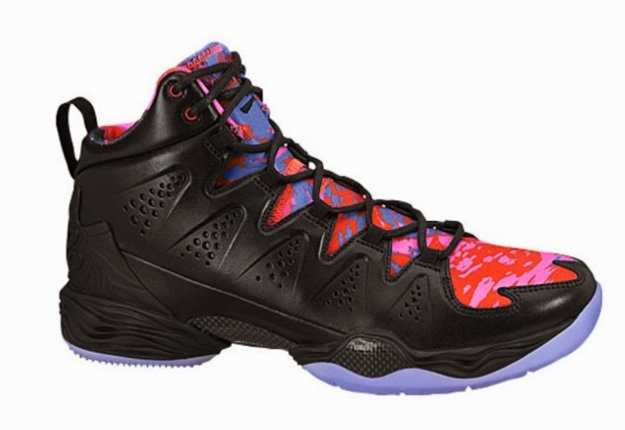 hot sale online 12b83 04aaf THE SNEAKER ADDICT: Air Jordan Melo M10 Year Of The Horse ...