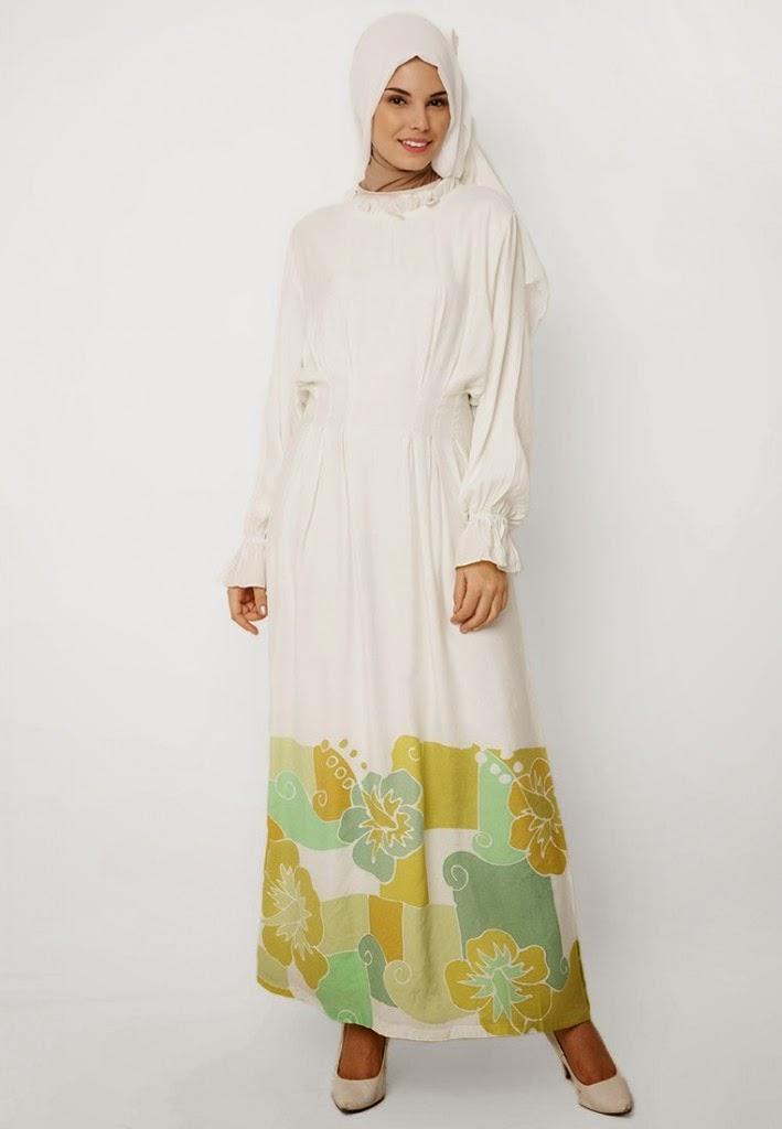 Model Dress Muslim Wanita Gaul Terbaik