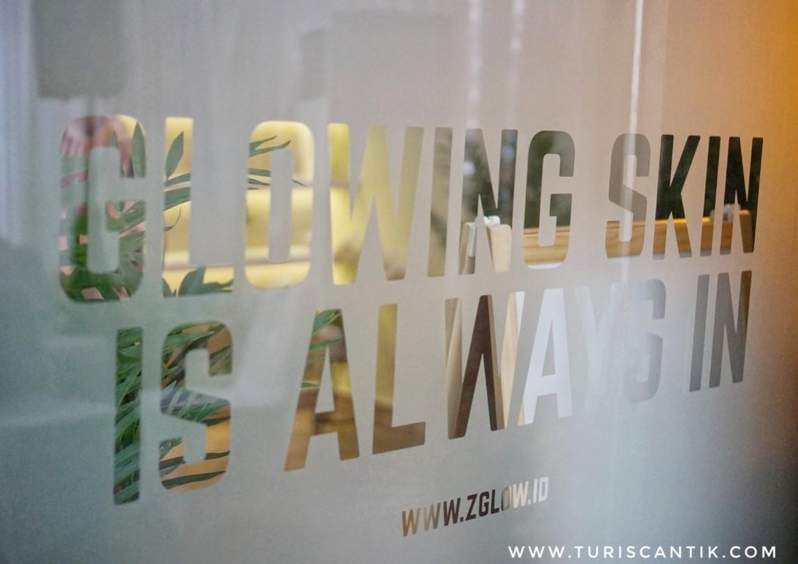 z glow clinic duren sawit soft opening