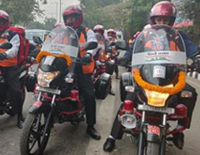 For Congested Areas, Delhi Government Launches 16 Bike Ambulances