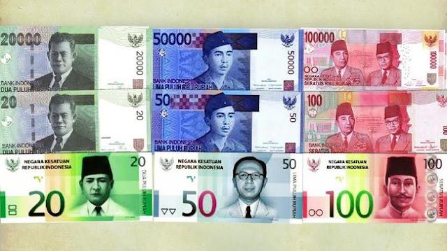 Indonesia Mau Ubah Rp 1.000 Jadi Rp 1, Begini Penampakan Uangnya