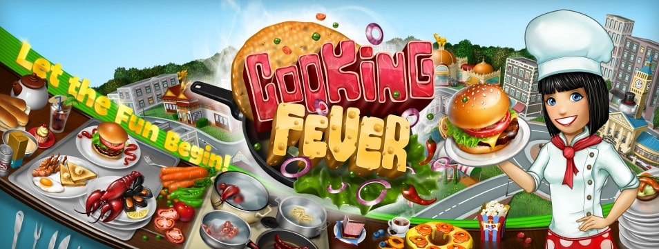 Tải Cooking Fever Hack Tiền Không Giới Hạn - Game Android