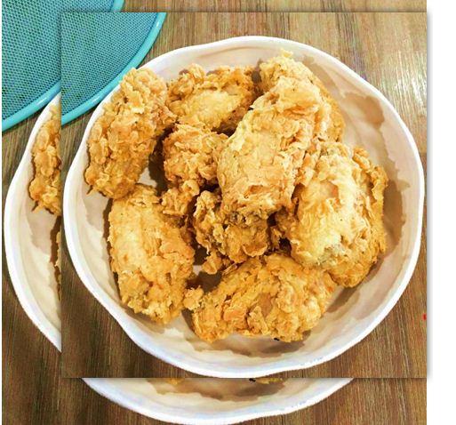 Resep Ayam Goreng KFC Super Renyah