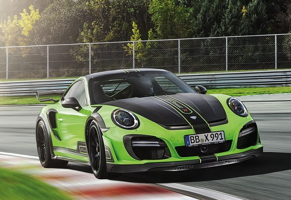 Techart 911 Turbo GTstreet R