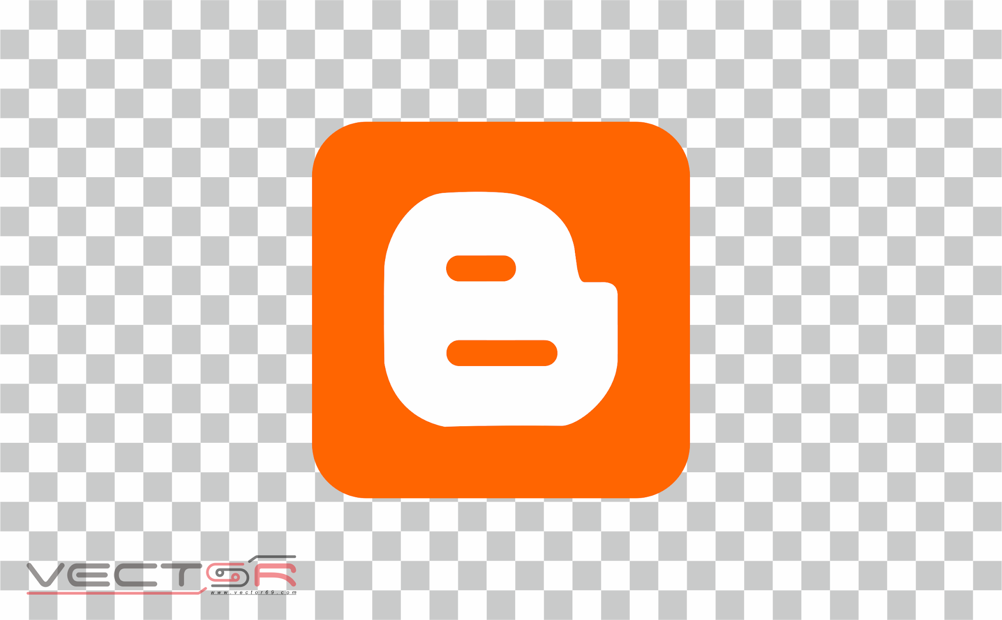 Blogger Icon - Download Vector File PNG (Portable Network Graphics)