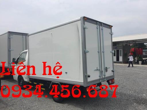 Thùng đông lạnh Hyundai H150