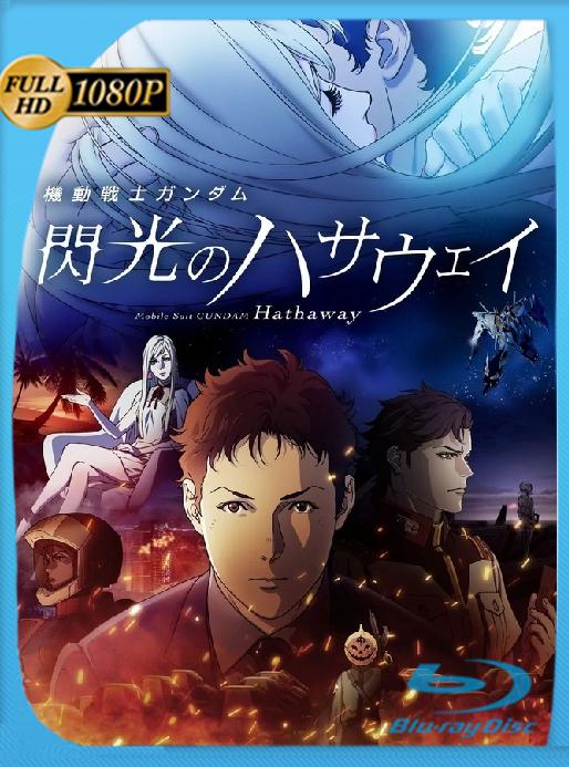Mobile Suit Gundam: Hathaway (2021) BRRip 1080p Latino [GoogleDrive] Ivan092