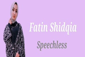Fatin - Speechless (Cover) Lyrics