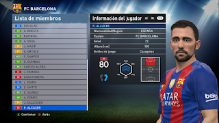 PES 2016 PTE Patch 6.0 All Transfers Option File September 2016 By TeKo