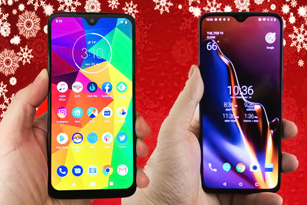 Top 10 Best Cheap Smartphones for Christmas Gifts 2019