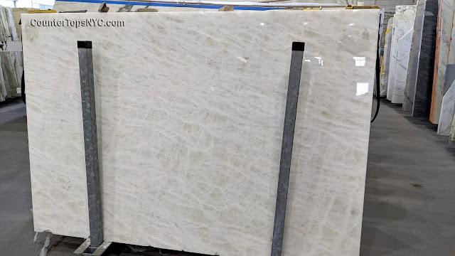 Pearl Onyx Marble Slabs NYC