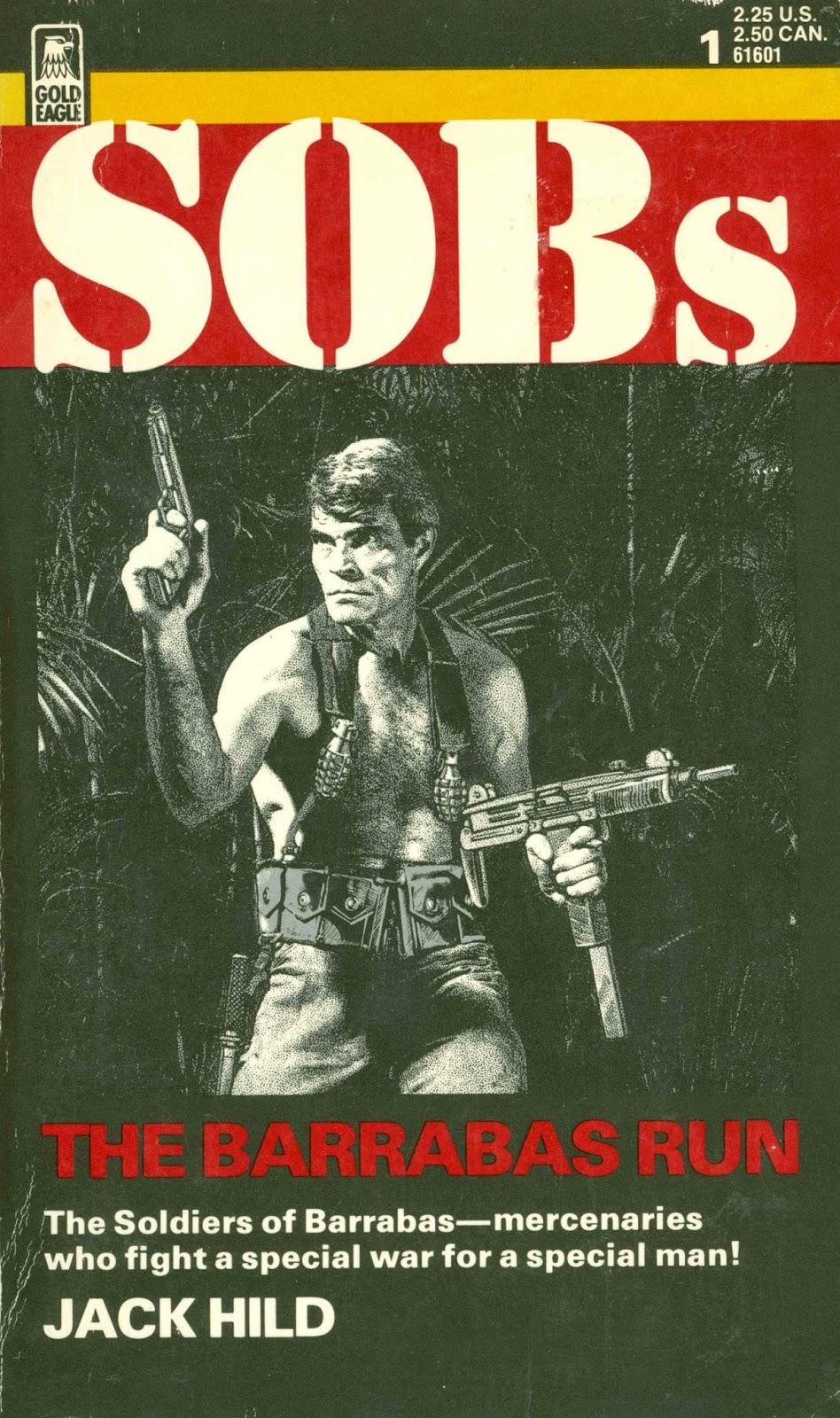 SOBs #1: The Barrabas Run