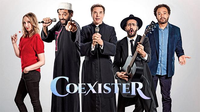 Coexister (2017) BRRip 720p Latino