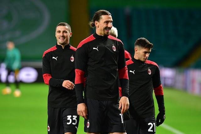 Milan Eropa, Pioli Ubah Taktik dengan Sparta. Tapi Selalu Ada Ibrahimovic
