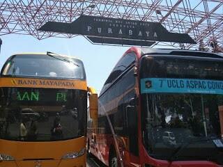 Mencoba Suroboyo Bus Rute MERR