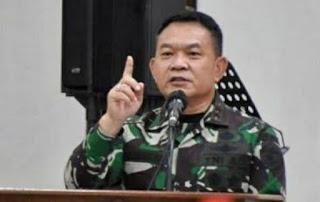 Jenderal Dudung: Saya Ini Panglima Kostrad, Bukan Ulama