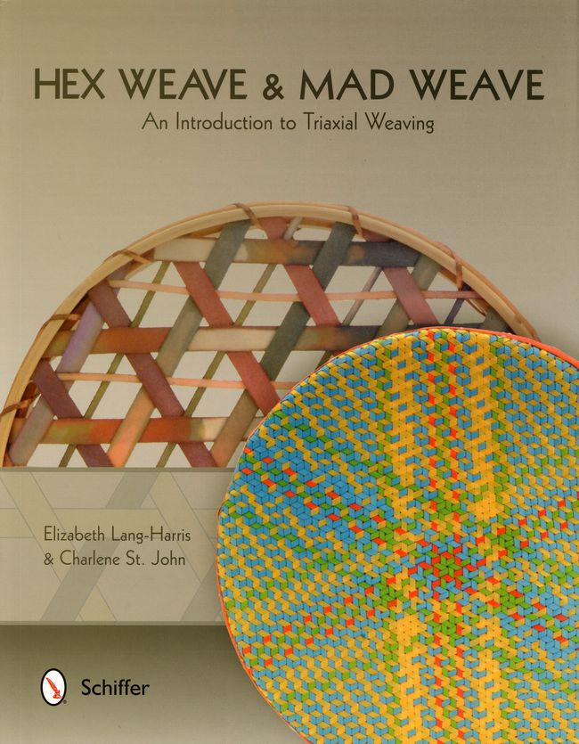 Book Review- Hex Weave and Mad Weave