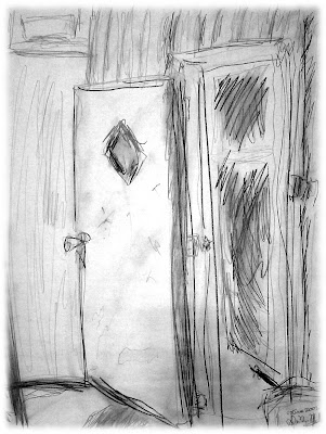 Alexander Nuttall - Drawing