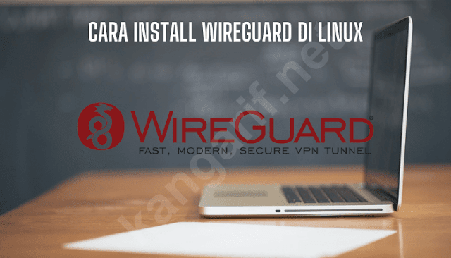 cara install wireguard di vps linux
