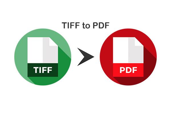 Kako pretvoriti TIFF slike u PDF