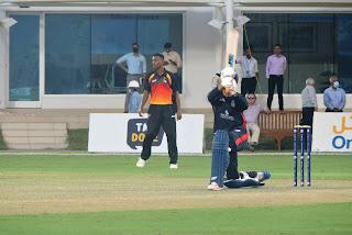 36-runs Record-equal Over   Jaskaran Malhotra 6-Sixes in an Over Highlights