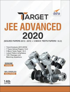 Disha Publication: TARGET JEE Advanced 2020-21[PDF]