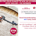 LG CordZero A9 Ultimate Cordless Stick Vacuum Giveaway - 100 Winners. Limit One Entry, Ends 11/30/19
