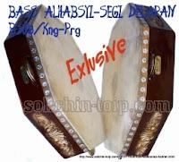 Bass Alhabsyi segi delapan menggunakan kricik perunggu