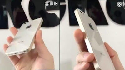 Inikah Tampang iPhone SE 2?