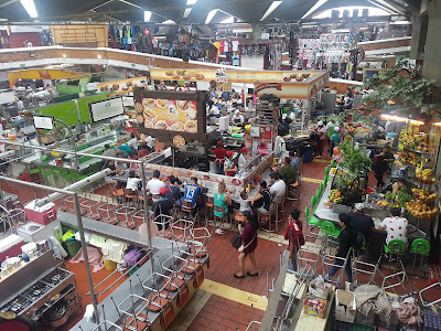 Inside the behemoth that is Mercado San Juan de Dios